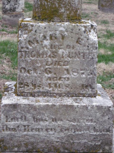 Mary Ellen <i>Baldwin</i> Hunter
