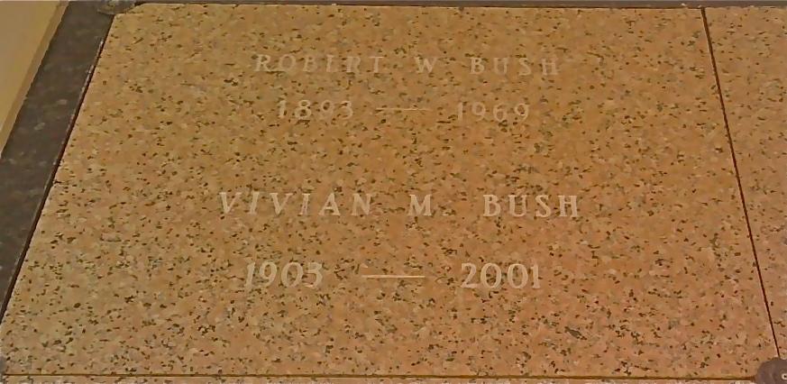 Vivian M <i>Mowrey</i> Bush