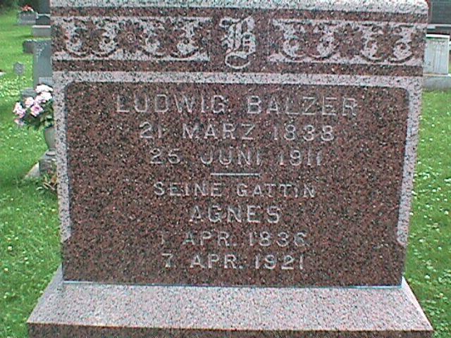 Agnes Balzer