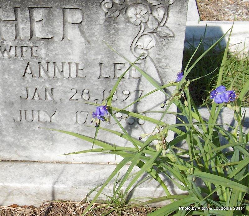 Annie Lee <i>Nease</i> Dasher