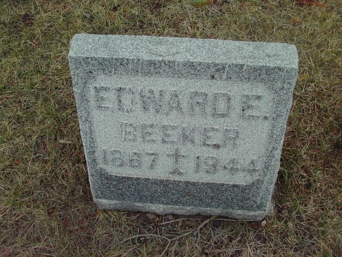Edward E. Beeker