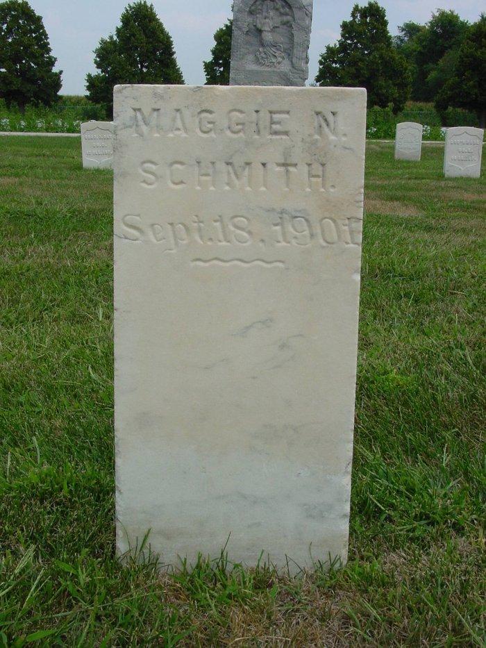Margaret Nellie Maggie <i>Soderstrom</i> Smith