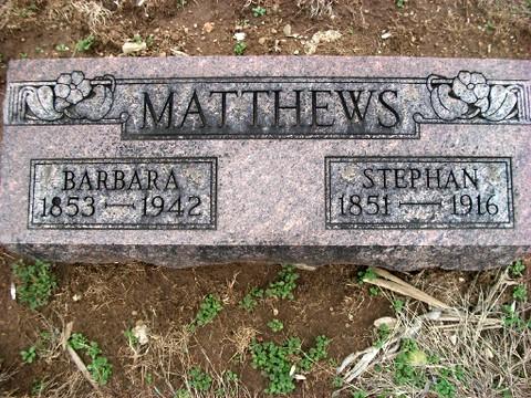Stephan Mathews
