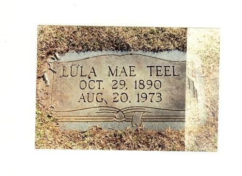 Lula Mae Teel