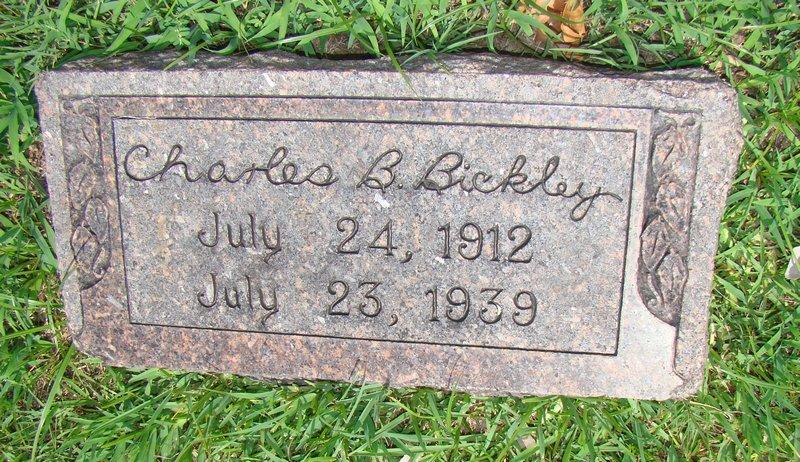 Charles Bradford Buster Bickley