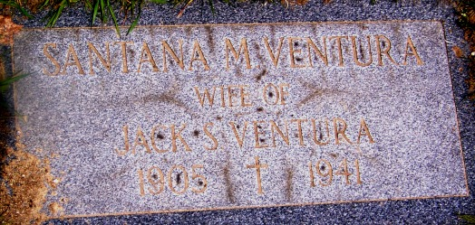 Santana M. <i>Moreira</i> Ventura