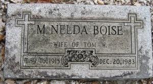 M. Nelda Boise