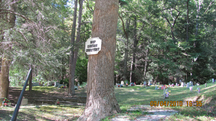 Hop Gibson Cemetery