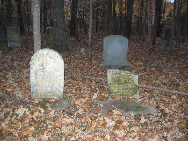 Jordan Graveyard East Chester County