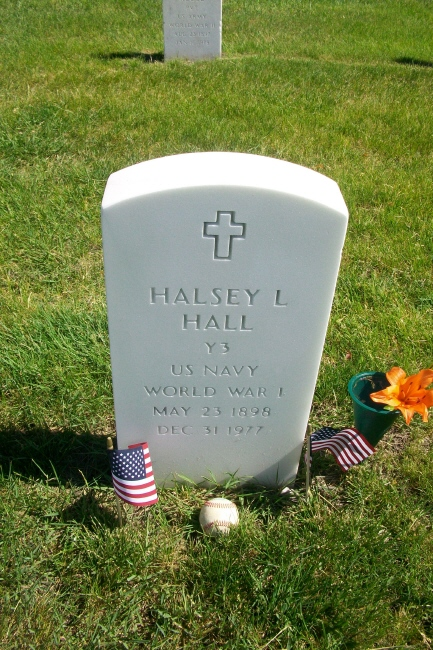 Halsey Lewis Hall