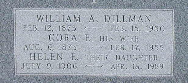 William A. Dillman
