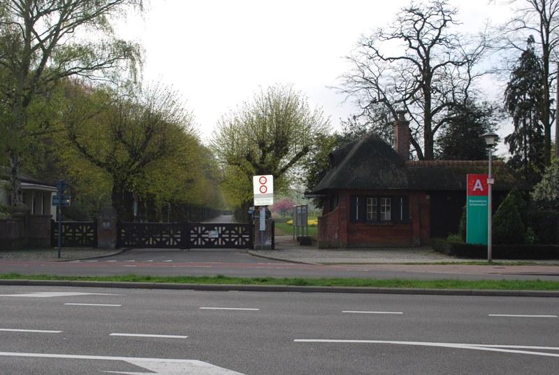 Antwerpen Schoonselhof Communal Cemetery