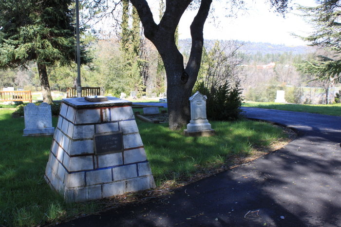 Carters Cemetery