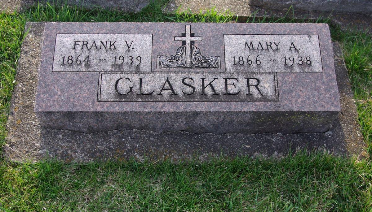 Frank V. Glasker