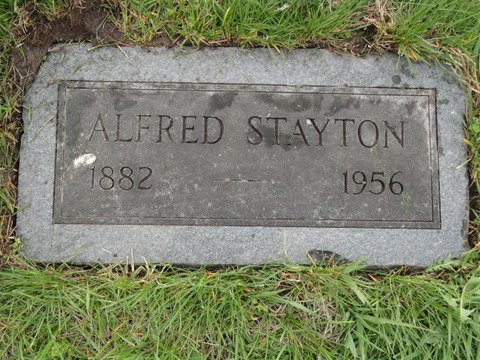 Alfred Stayton Adcock