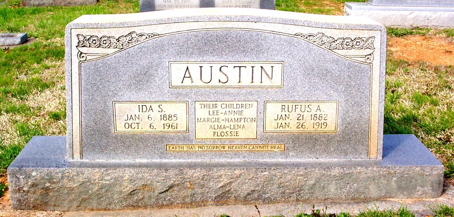 Rufus Alexander Austin