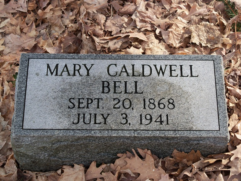 Mary <i>Laubert</i> Bell