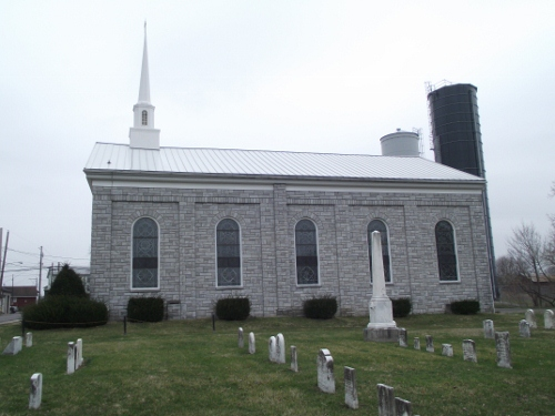 Union Church Lutheran Reformed Church Cemetery