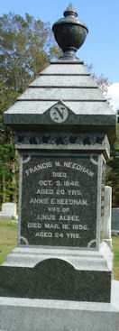 Annie E. <i>Needham</i> Albee