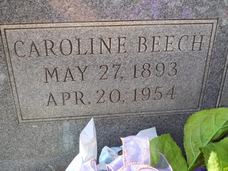 Caroline <i>Beech</i> Freeman