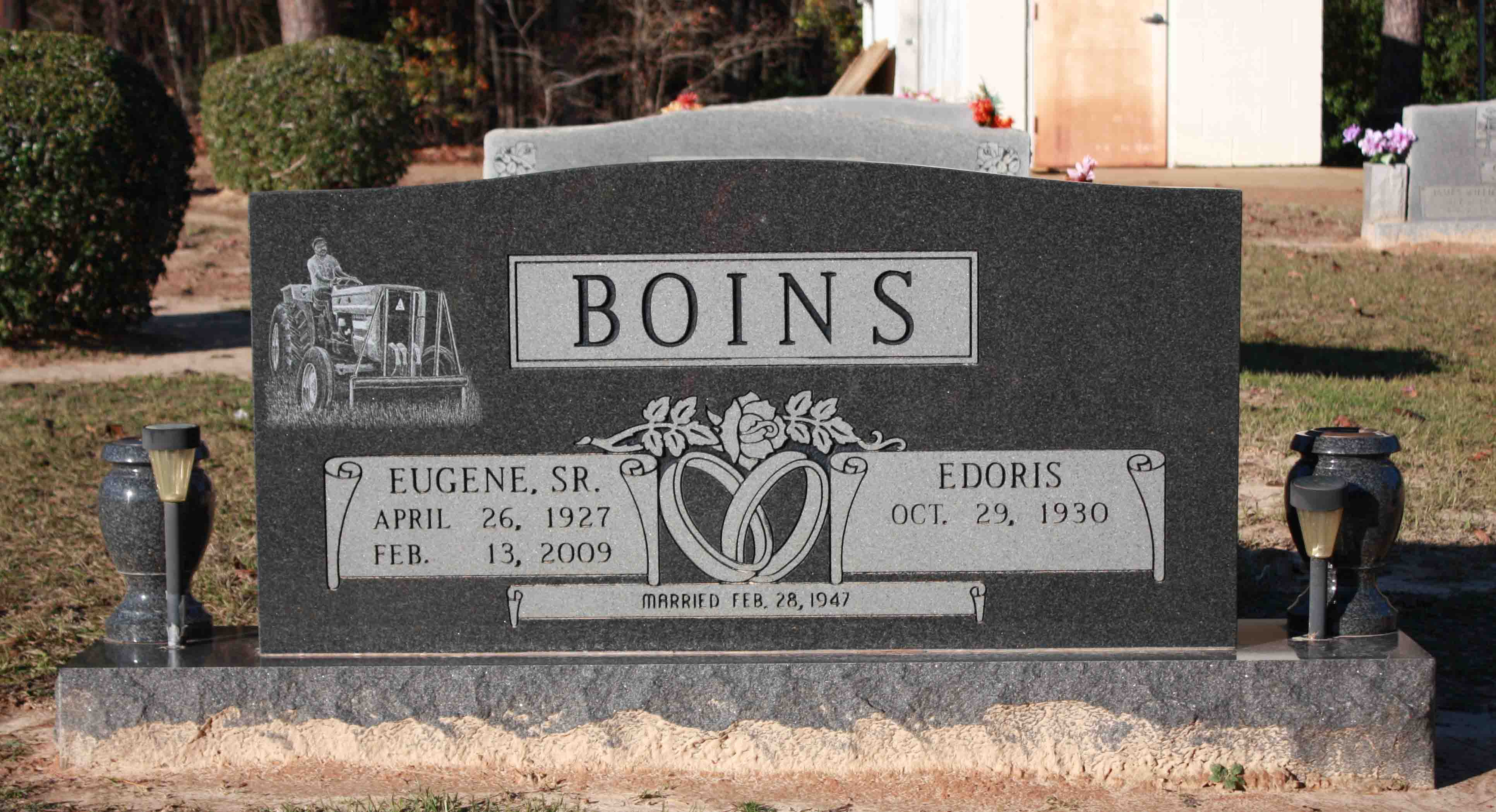 Eugene Boins, Sr