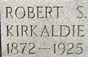 Kirkaldie Robert