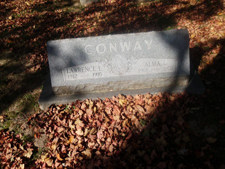 Alma L <i>Stephens</i> Conway