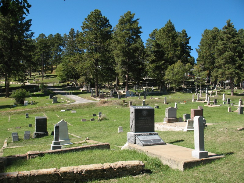 South Lead Cemetery