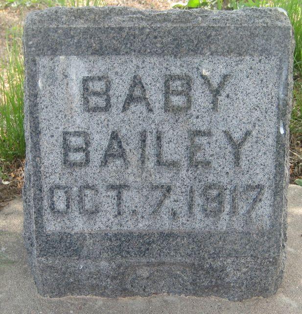 Infant Bailey