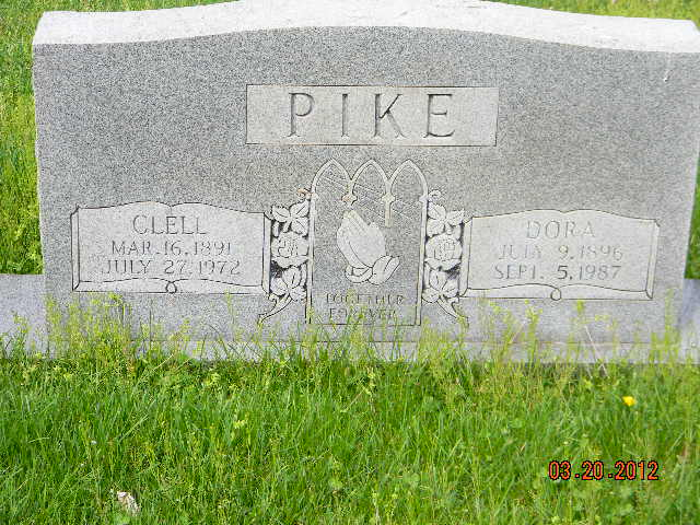 George B. McClellen Clell Pike
