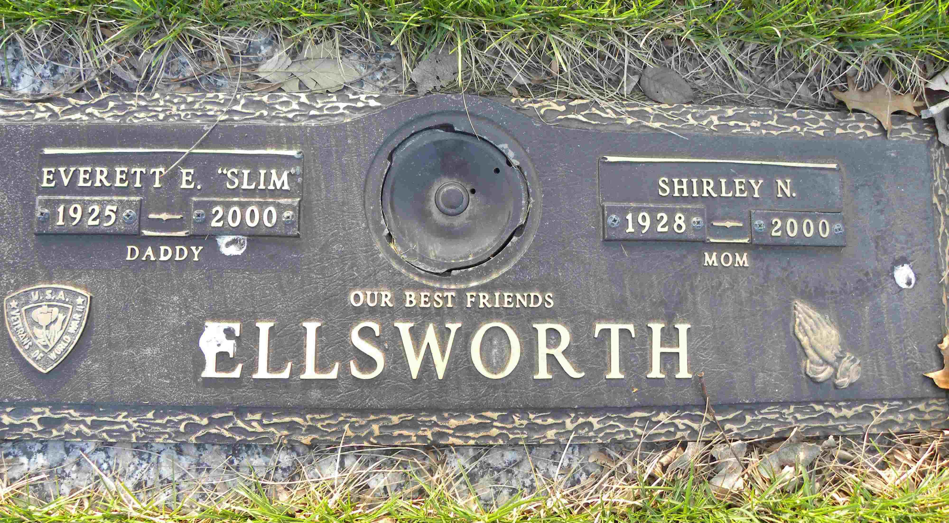 Shirley <i>Johnson</i> Ellsworth