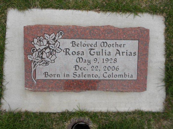 Rosa Tulia Arias