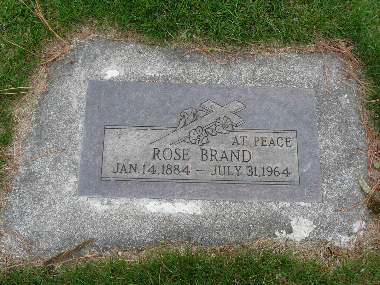 Rosella Rose <i>Moton</i> Brand