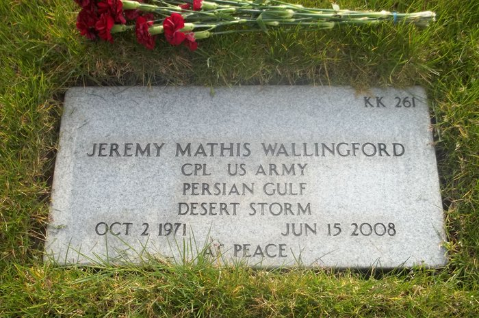 Jeremy Mathis Wallingford
