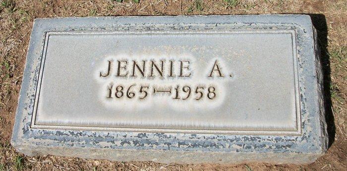 Jennie Ann <i>Spiller</i> McKnight