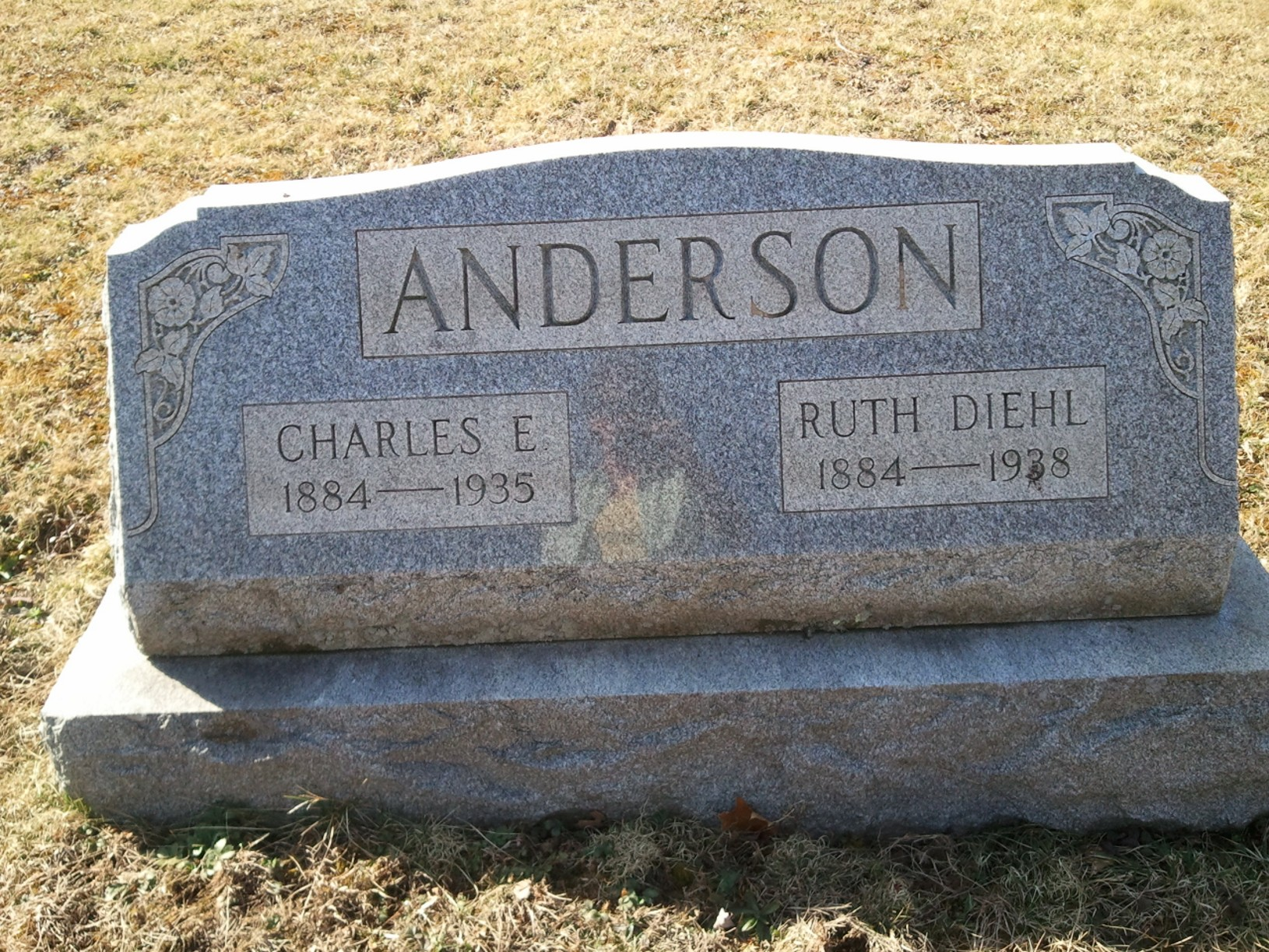 Ruth <i>Diehl</i> Anderson