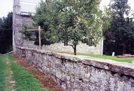 Old Episcopal Graveyard