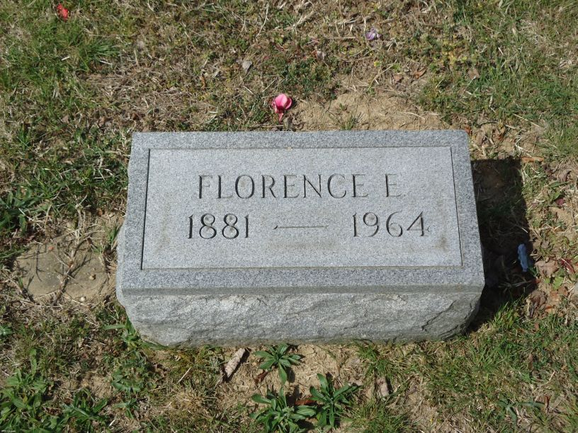 Florence E. <i>Willis</i> Hutchins