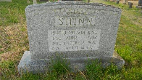 Anna L <i>Parker</i> Shinn