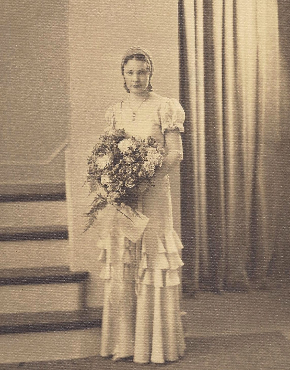Mary Elizabeth <i>Sheehan</i> Bussell
