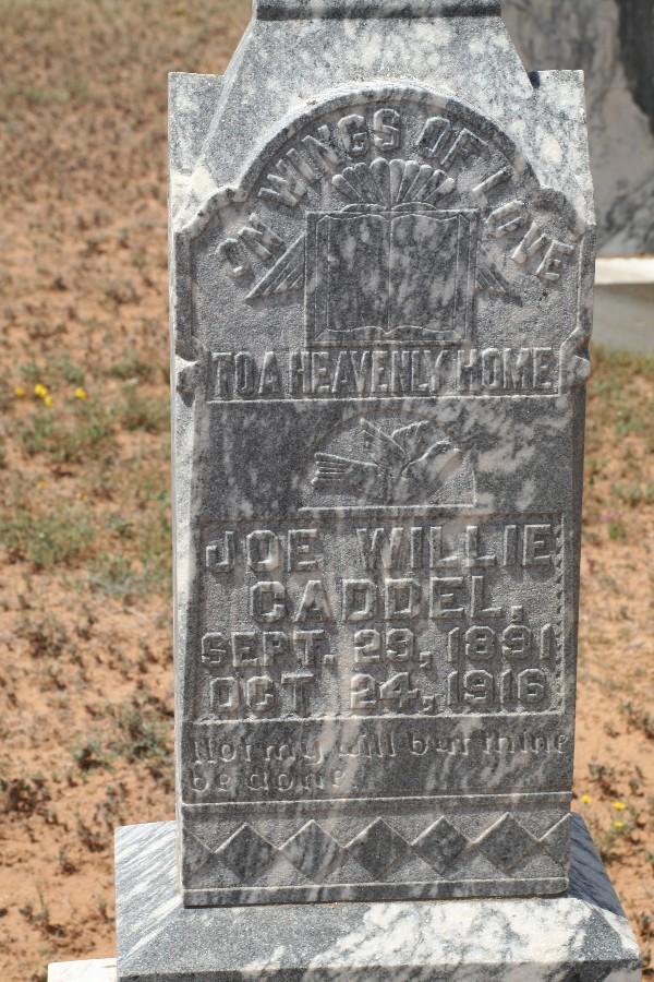 Joseph Willie Caddel