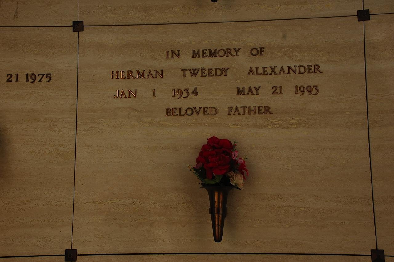 Herman Tweedy Alexander