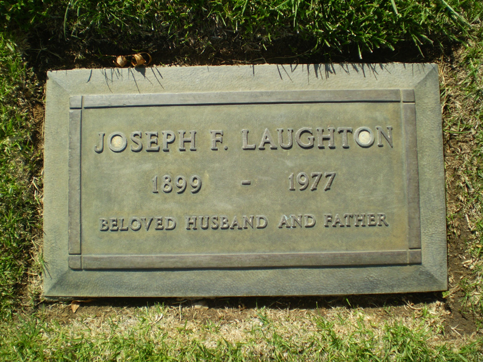 Joseph F Laughton