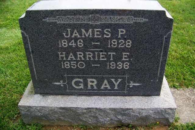 Harriet E <i>Crowe</i> Gray