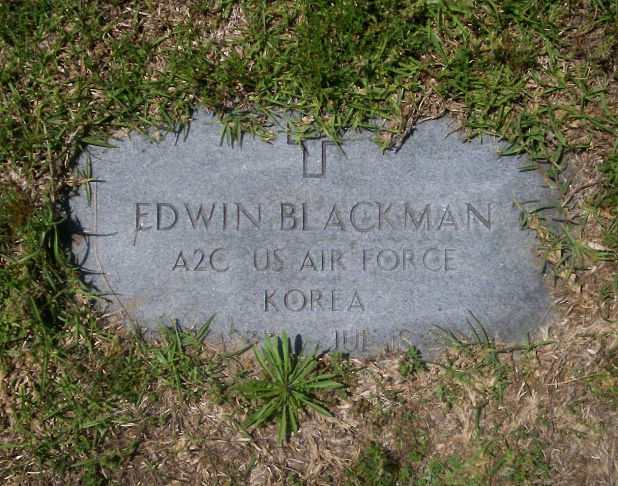 Edwin Blackman
