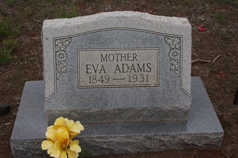 Evaline Eva <i>Fraze</i> Adams