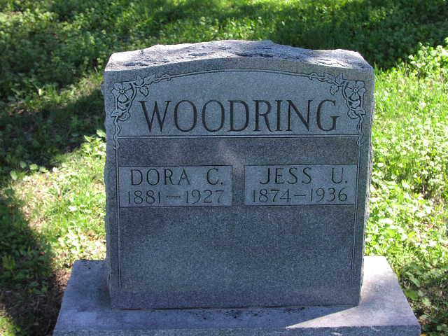 Dora Catherine Woodring