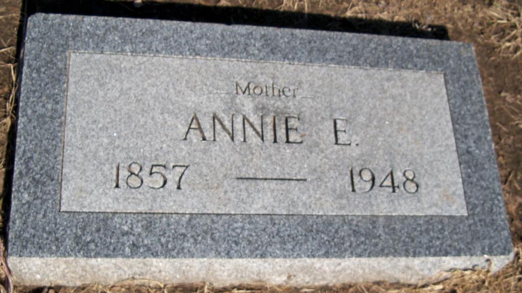 Annie Needham