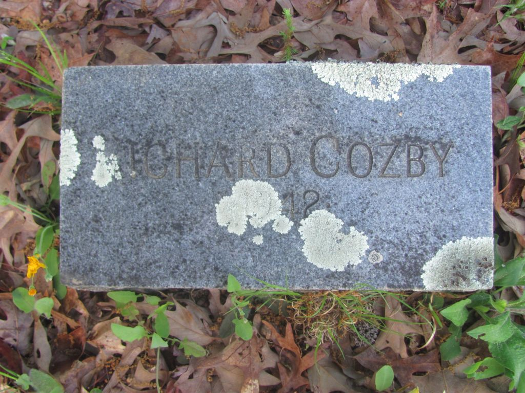 Richard Cozby