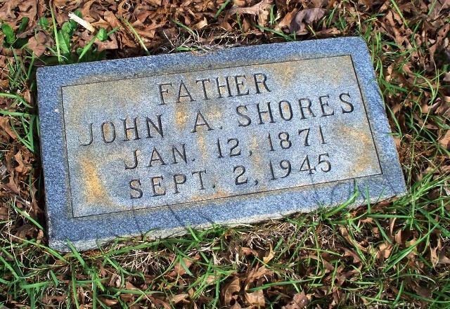 John A Shores